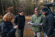 2012-11 Microclimate monitoring - Bohemian Switzerland