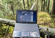 2013-11 Bohemian Switzerland microclimate monitoring