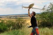 Start of UAV - Petr Dvořák from BUT